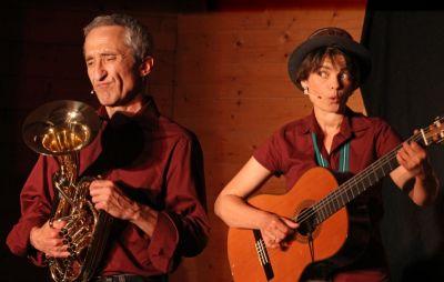 MundARTissimo, das bayerische Musik-Kabarett mit Barbara Lexa und Rupert Frank