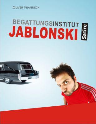 "Buchcover ""Begattungsinstitut Jablonski"""