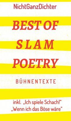 """""""Best of Slam Poetry"""" von NichtGanzDichter"""