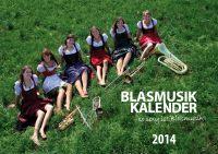 Titelbild Blasmusikkalender 2014