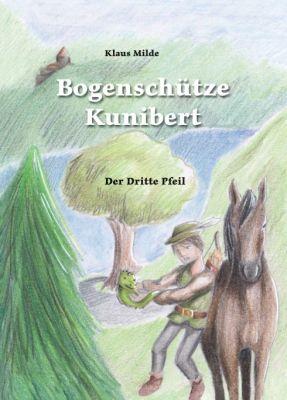 """Bogenschütze Kunibert"" von Klaus Milde"