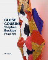 Jetzt im Buchhandel: Die Werkschau Close Cousins - Stephen Buckley Paintings. Foto ©: Colin Mills