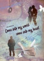 Come into my world come into my heart - Spannendes Jugendbuch