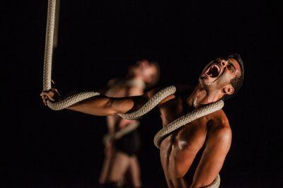 Photo Tamas Boczko: The Hidden Men, eine starke Choreographie auch nach 10 Jahren ...