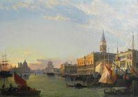 Friedrich I. Nerly, 1807 Erfurt - 1878 Venedig