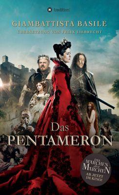 """""""Das Pentameron - Buch zum Film"""" von Giambattista Basile"""