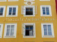 Mozarts Geburtshaus Salzburg Foto Pixabay