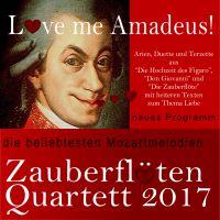 """""""Love me Amadeus"""" - neue Opernschnappschüsse für Konzert und Event"""