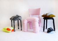 Milena Krais: Deform Furniture