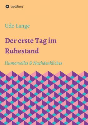 """""""Kurzgeschichten"""" von Udo Lange"""