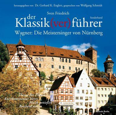 Das Cover zeigt die Kaiserburg in Nürnberg