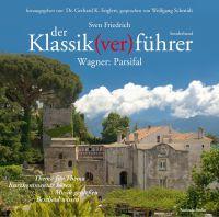 Das Bild zeigt die Villa Rufolo bei Ravello. Der Garten der Villa inspirierte Wagner zu Klingsors Zaubergarten.