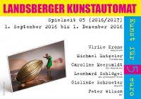 Der Landsberger Kunstautomat - die Spielzeit 05