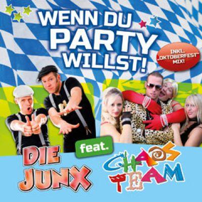 """Wenn du Party willst""  (Oktoberfest-Mix)"