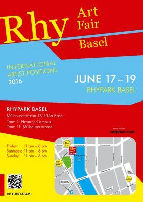 Poster Rhy Art Basel 2016