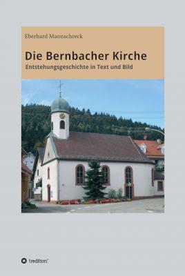 """""""Die Bernbacher Kirche"""" von Eberhard Mannschreck"""