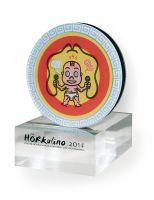 HÖRkulino 2014: Das Kinder-und Jugendhörbuch 2014 des Buchhandels wurde gewählt.