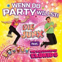 """""""DIE JUNX feat. DIE KIRCHWERDER ELBKIDS"""" mit """"WENN DU PARTY WILLST"""""""