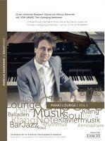 Notenalbum PIANO LOUNGE | VOL 1 - Bestellnr.: Edition A 02, ISMN: 979-0-700355-01-2, ISBN:  978-3-944937-01-4