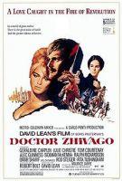 """Plakat zu """"Doktor Schiwago"""" - Design von Tom Jung"""
