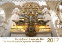 Der erste Orgelkalender 2016 / 2017. 25 weitere Orgelkalender sind bis 2042 geplant.