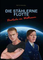 Die Stählerne Flotte - Sci-Fi Roman über Deutsche im Weltall