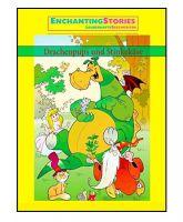 Buchcover: Drachenpups und Stinkekäse