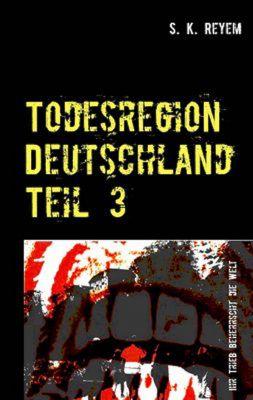 Cover Todesregion Deutschland, Teil 3
