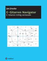 """E-Gitarren Navigator"" von Jan Jirasko"