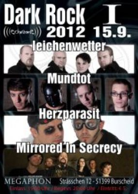 Echozone Dark Rock Festival 2012 Part I