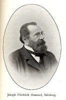 Joseph Friedrich Hummel (1841-1919)