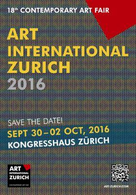Poster Kunstmesse Zürich