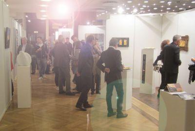 Kunstmesse Zürich 2014