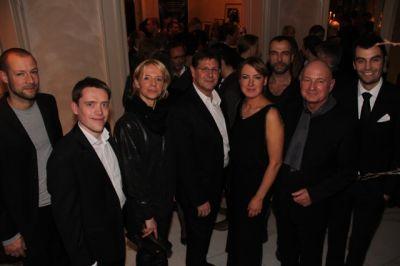 Jan Steinhilber, Ansgar Ellmer, Petra Schulze, Robert Freitag, Simone Bruns, Ulrich Lindenthal, Jürgen Deforth, J. Konrad Schmidt