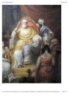 Lot 112: Ester vor Ahasverus (Deutscher Meister des Klassizismus)