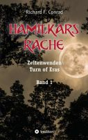 Hamilkars Rache - Band 1 einer neuen historische Fantasy-Reihe