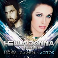 """Cover: Hella Donna - """"Gimme - Lights, Camera, Action"""""""