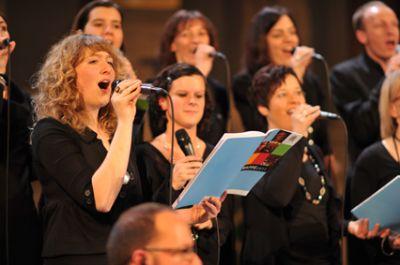 Chortage 2012 in Ulm und Ludwigsburg (Baden-Württemberg)