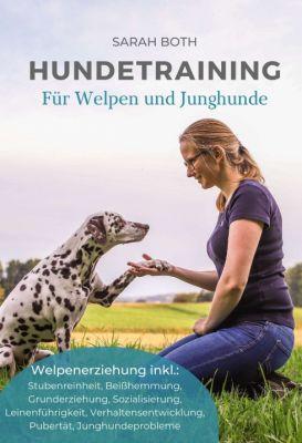 """""""Hundetraining für Welpen und Junghunde"""" von Sarah Both"""