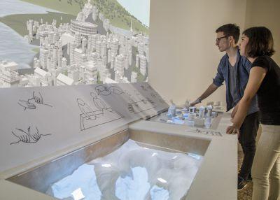 Eigene Städte bauen auf der Architektur-Biennale in Venedig