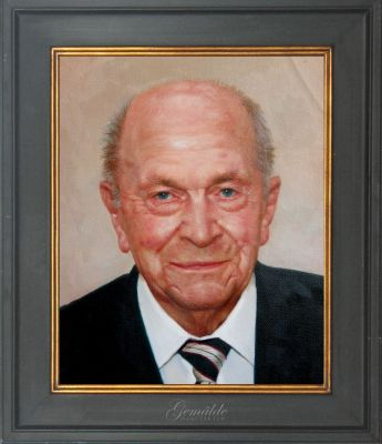 Jetzt Portrait malen lassen. | www.Gemaelde-Manufaktur.de