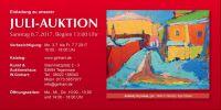 Auktion am 8. Juli 2017 in Tegernsee