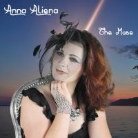 "Cover der EP ""The Muse"" von Anna Aliena"