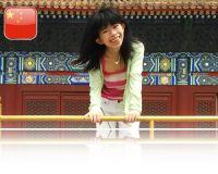 """Xi aus Shanghai übersetzte die chinesischen Seiten auf """"Bach über Bach""""."""
