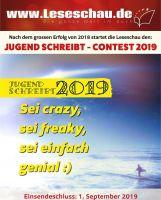 """""""Jugend schreibt 2019"""" startet!"""