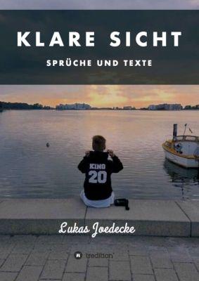 """""""Klare Sicht - Sprüche und Texte"""" von Lukas Joedecke"""
