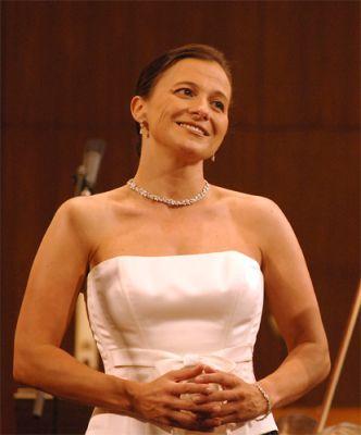 Sopranistin Barbara Krieger - himmlische Töne mit samtener Tiefe