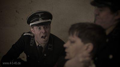 Szene aus dem Kurzfilm: Cap Arcona