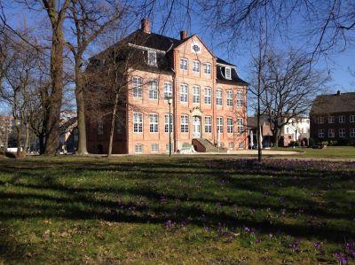 Stiftung Landdrostei in Pinneberg, Foto: Sibylle Hallberg