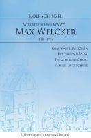 Max Welcker - Pianist veröffentlicht eine Hommage an einen großen aber eher unbekannten Komponisten.